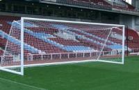 Сетка для футбольных ворот 7,5х2,5х1х2 м нить 4мм Белый(пара)