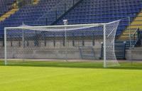 Сетка для футбольных ворот 7,5х2,5х2х2 м нить 5мм шестигран. Белый(пара)