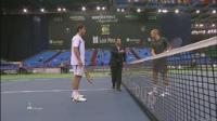 Сетка для большого тенниса 1,07х12,8 м нить 2.2мм Черная (люверсы и трос)
