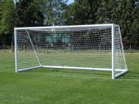 Сетка для футбольных ворот 7,5х2,5х1х2 м нить 5мм Белый(пара)