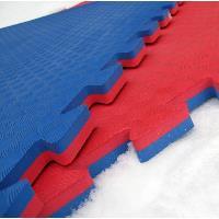 Будо Мат EVA 40мм. 1х1м / цвет:Красно-Синий