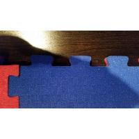 Будо Мат ППЭ 20мм. 1х1м / цвет:Синий