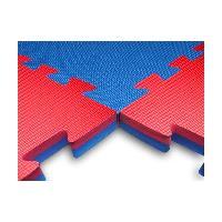 Будо Мат ВП 20мм. 1х1м / цвет:Красно-Синий (Тайвань)