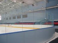 Ледовые арены, Хоккейные коробки и борта. Синтетический лед