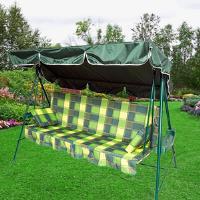 Садовые качели Regina Зеленая