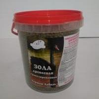 Зола древесная в гранулах 1л (1.25кг)