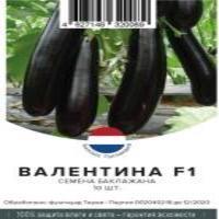 Семена Баклажан