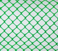 Садовая решетка пластиковая Ф-18 18*18мм 1,6*15м (Хаки)