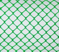 Садовая решетка пластиковая Ф-18 18*18мм 1,6*15м (Зеленая)