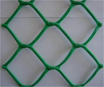 Забор пластиковый решетчатый З-70 1,5*20м (Зеленая)