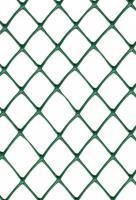 Заборная решетка пластиковая З-40 1,5*25м (Хаки) 40*40
