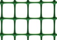 Сетка Quadra 10 0,5х5 метров (зеленая) ячейка 10х10 мм