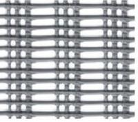 Сетка MISTRAL декоративная от ветра 1х5 метров (серебряная) ячейка  11х3 мм