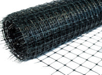 Сетка CINTOFLEX E 2х100 метров (черная) ячейка 13х15 мм