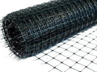 Сетка CINTOFLEX D 2х100 метров (черная) ячейка 22x35 мм