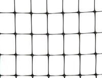 Сетка AVIARY 1х10 метров (черная) ячейка 16x19 мм