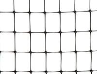 Сетка AVIARY 2х10 метров (черная) ячейка 16x19 мм
