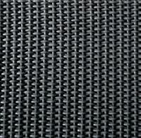Дизайнерский сеточный экран TEXSTYLE PRIVE 1х5 метров (черная) 580 г/м2