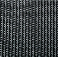 Дизайнерский сеточный экран TEXSTYLE PRIVE 1х25 метров (черная) 580 г/м2