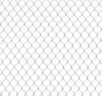 Сетка от птиц ORTOFLEX 4х10 метров ИТАЛИЯ (зеленая) ячейка 5х5 мм