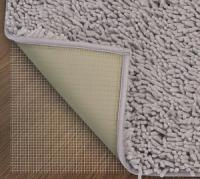 Сетка противоскользящая для ковров ALT 0,68х2 метров (серая) ячейка 5х5 мм