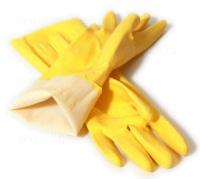 Перчатки латексные (