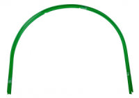 Дуги металлические длина 2м (трубка в ПВХ d=10мм, толщ. 0,5мм) (6 дуг в комплекте)
