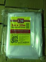 Пленка полиэтиленовая нарезка 3х10м (120мкм) TDSTELS