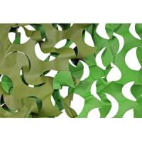 Маскировочная сеть 2*3м серия «Лайт» ЛЗС-3 зеленый/светло-зеленый