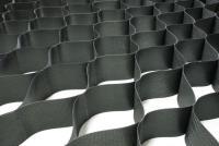 Георешетка полимерная объемная ОР/СН 20/160/т.1,5мм,  2,4*5,25м) (Черный)