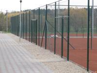 Сетка для ограждения теннисных кортов С-45 2*10м
