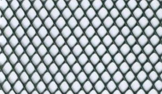 Сетка для защиты саженцев Ф-8 1*10м с хомутами (черная)