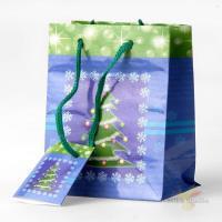 Пакет подароч. бумаж. 11,1*13,7*6,2 см в ассортименте