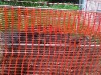 Сетка аварийная «Барьер» 1х50м (100г) оранжевая