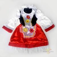 Платье Красной шапочки