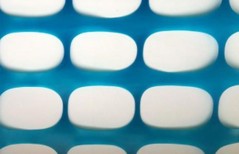 Сетка пластиковая оградительная БАРЬЕР 1,8х50м (150г) синяя