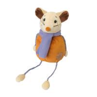 Подарок новогодний сладкий Шуди 800 гр набор конфет в мягкой игрушке + мастер-класс ЕРАЛАШ
